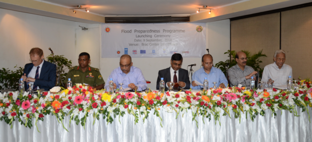 Launching of Flood Preparedness Programme (FPP)